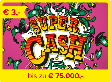 Super Cash Rubbellos